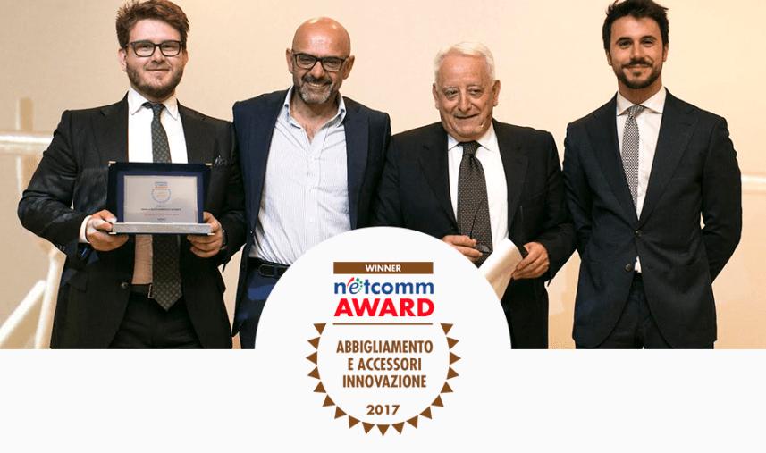 lanieri vince netcomm award 2018
