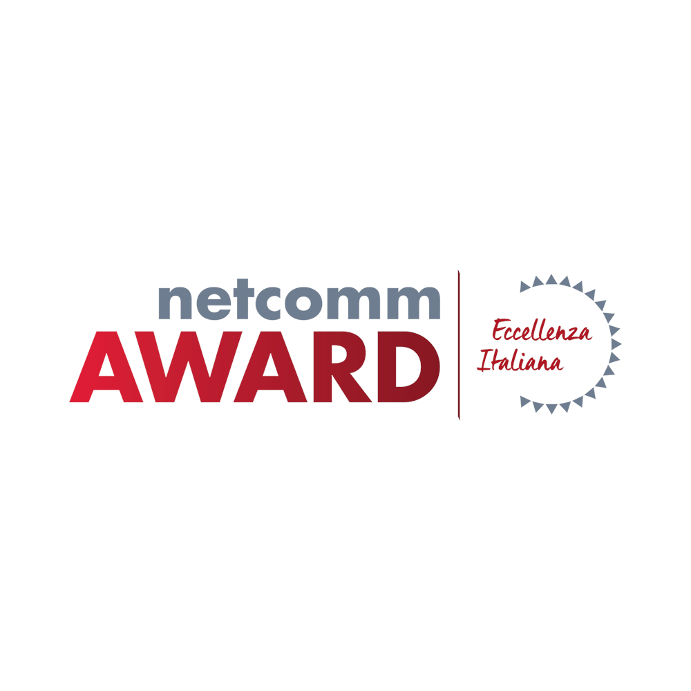 logo netcomm award quadrato 2019