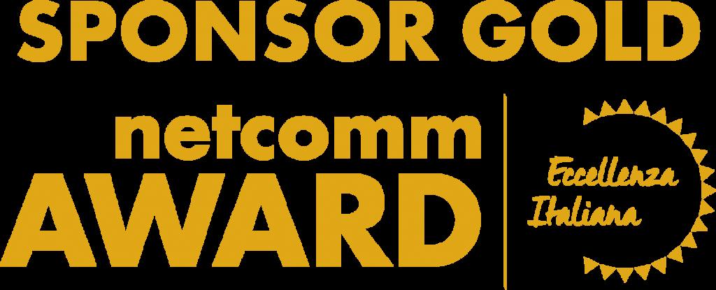netcomm award sponsor gold