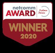 vincitore assoluto netcomm award 2020