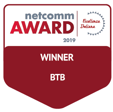 vincitore categoria B2B netcomm award 2019
