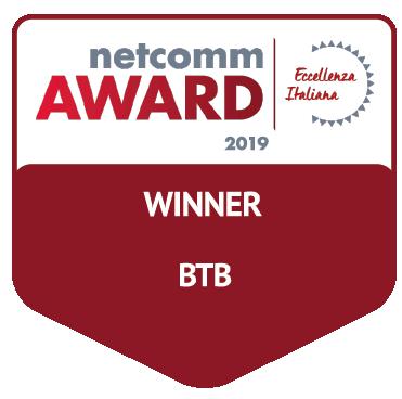 vincitore categoria B2B netcomm award 2019