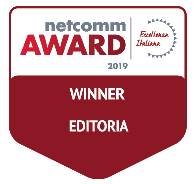 vincitore categoria editoria netcomm award 2019