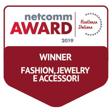 vincitore categoria fashion jewelry accessori netcomm award 2019