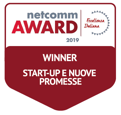 vincitore categoria start-up nuove promesse netcomm award 2019