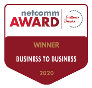 netcomm award 2020 winner b2b