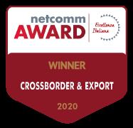 netcomm award 2020 winner cross border export