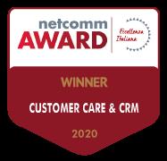netcomm award 2020 winner customer care crm