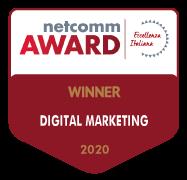 netcomm award 2020 winner digital marketing