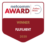 netcomm award 2020 winner fulfilment