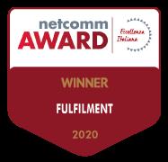 netcomm award 2020 winner fulfilment