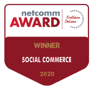 netcomm award 2020 winner social commerce