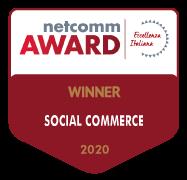 netcomm award 2020 winner social commerce