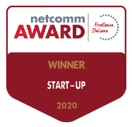 netcomm award 2020 winner start-up