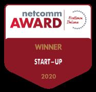 netcomm award 2020 winner start-up
