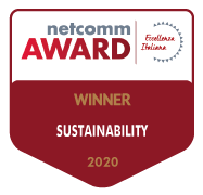 netcomm award 2020 winner sustainability