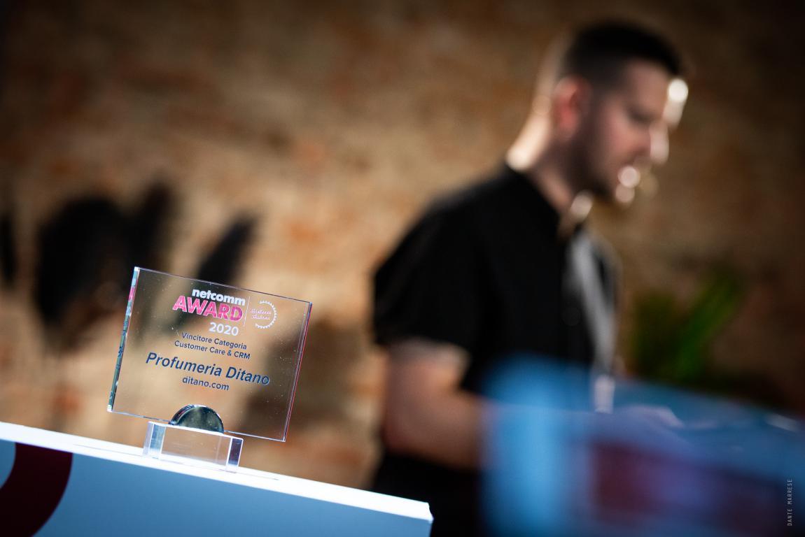 netcomm award 2020 serata di premiazione