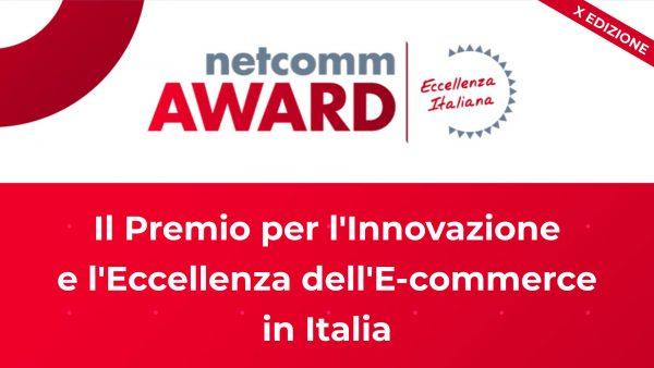 netcomm award 2021 x edizione
