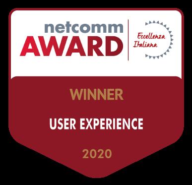 netcomm award 2020 winner user experience