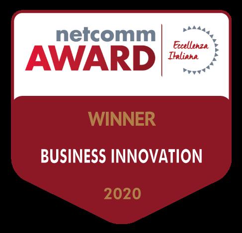 netcomm award 2020 winner business innovation