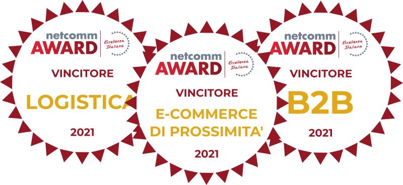 vincitori categorie netcomm award 2021