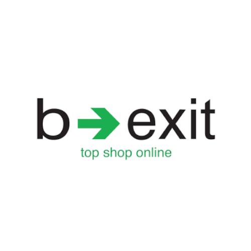 logo b-exit progetto netcomm award