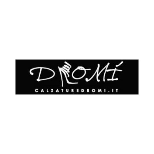 logo dromi calzature progetto netcomm award