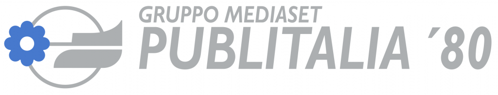 logo publitalia 80 sponsor