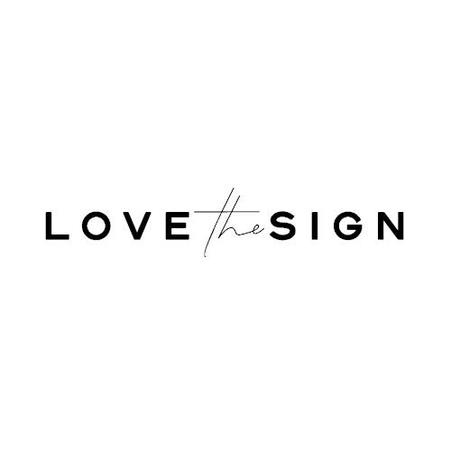 logo lovethesign progetto netcomm award